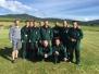Okresná hasičská súťaž v obci Malé Lednice